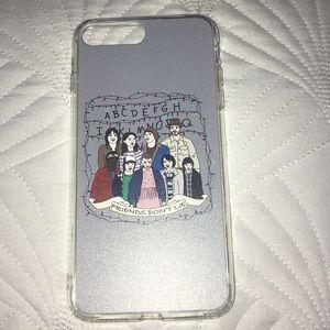 stranger things iphone 6plus 7plus & 8plus case